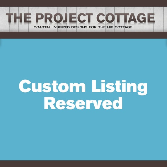 Custom order for Amy Plank frame for 11x17