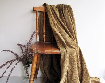 Cotton & Velvet Handwoven Soft Warm Blanket,Seat Cover,Bedspread Naturel Ecofriendly Sofa,Seat Covers