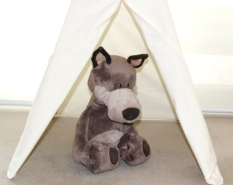 Pet Teepee - indoor haven for dogs and cats | As seen in Real Living Magazine