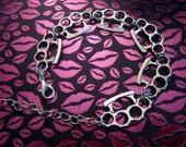 SALE Brass Knuckles Bracelet