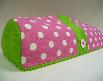 Delightful Dots - Cricut Dust Cover - Cricut Cozy - E2 Dust Cover - E2 Cozy