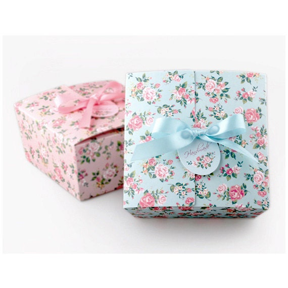5 Romantic Floral Gift Box -  (Select one) - nd063