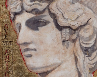 "Antinous ""the gay God"""