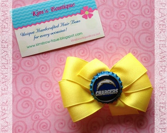 Items Similar To Beautiful Sports Boutique Bows On Etsy