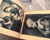 Vintage Softbound Book ROMA Album Artistico Con 132 TAVOLE By Cecami Photographs and Art Prints