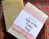 Lilly of the Valley Soap