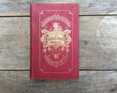 Les Petites Filles modèles, 1903 hardback edition by thé Bibliothèque Rose illustrée p- antique French book