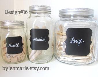 DesignNo.16  Chalkboard Labels