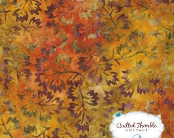 End OF BOLT - - Breezy Batiks by Moda Fabrics - Citrus (4323-16) - 1 Yard