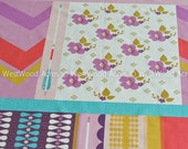 Patchwork in Lavender from Ruby Star Polka Dot by Melody Miller by the HALF YARD