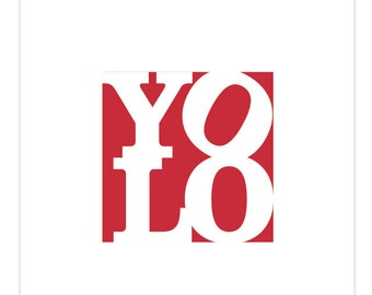 YOLO Card
