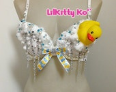 Rubber Ducky inspired - Made to Order