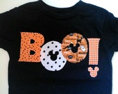 Disney Boo!  T Shirt