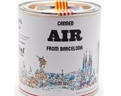Original Canned Air From Barcelona