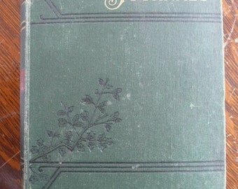 Life Letters and Journals by Louisa May Alcott First Edition 1889