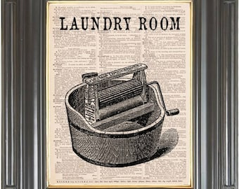 Popular items for vintage laundry on Etsy