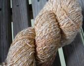 DK Weight Yarn - Goldenrod Silk Blend - Farmhouse Yarn -  4 oz skeins - 350 yards