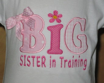 Big Sister in Training with or without Butterfly and Free Personalization
