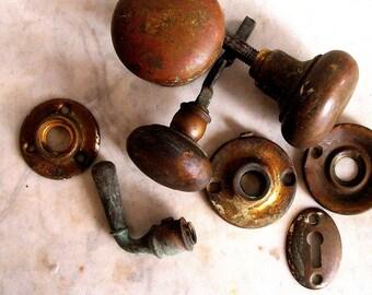 Steampunk Supplies / Vintage Door Hardware/Architecural Salvage