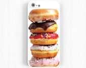 Donuts iPhone 6 Case, Assorted Donuts Samsung Galaxy s5 s4 s3, Note 3 Case, iPhone 6 Plus, 5s 5c 5 4s Case NP05
