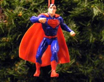 DC Comics New 52 Superman Christmas Ornament