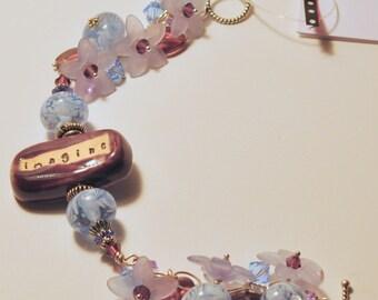 IMAGINE Bracelet...One of a Kind