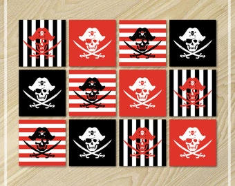 Critical image for pirate flag printable