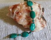 7 Inch Turquoise Bracelet