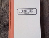 Made to Order Personalized Gratitude Journal- Choose Your Own Binding