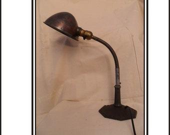 Edward Miller & Company Lamp