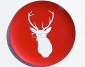 Smarty Pants Deer 10 Plate