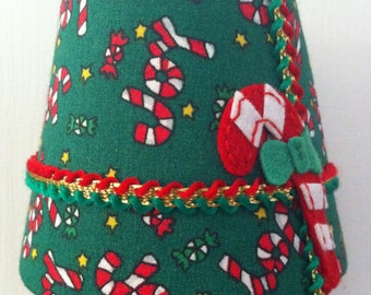Candy Cane Night Light