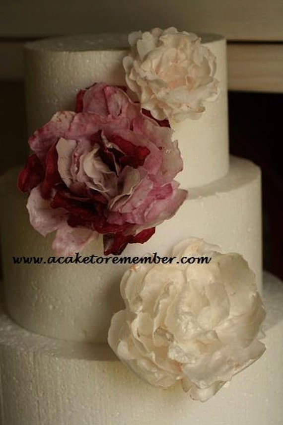 how to use wafer paper for cake decorating