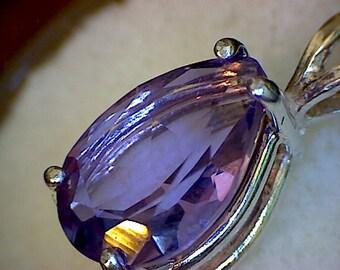 Beautiful Amethyst Pendant