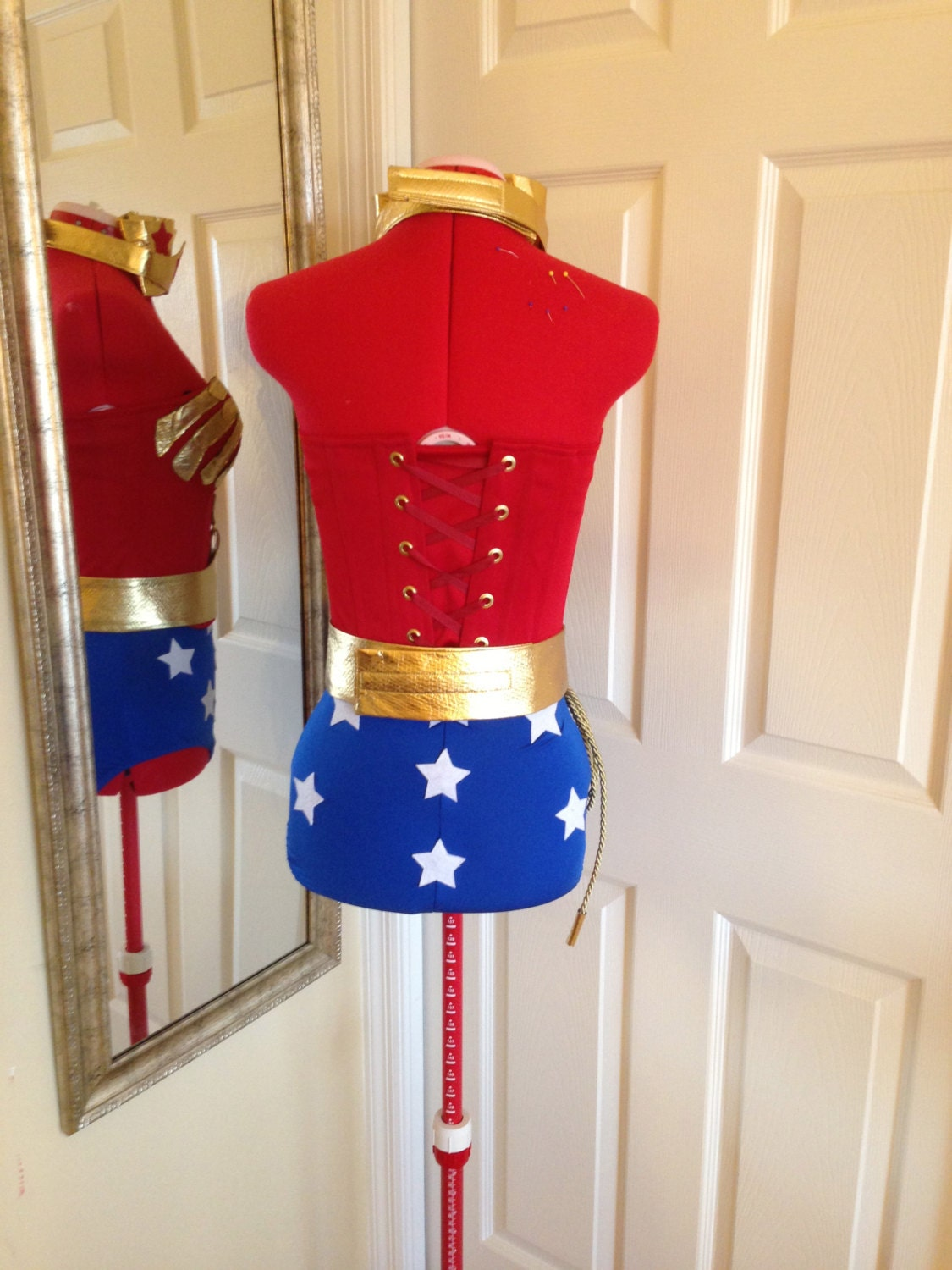 Wonder Woman Costume Lynda Carter Replica Comic Con Custom