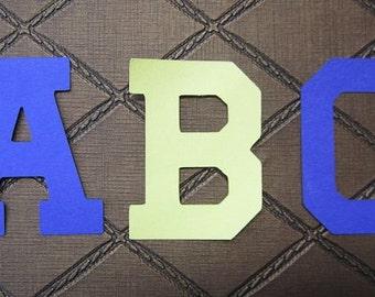 Varsity Alphabet