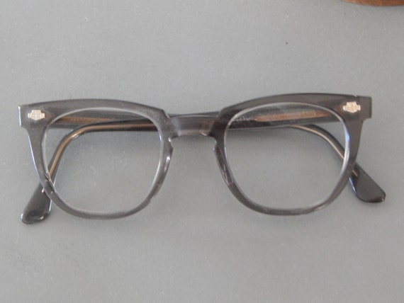 Vintage TITMUS USA Safety Glasses Frames 50s by ...