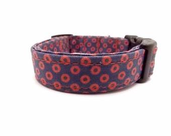 Fishman Dog Collar, Phish Dog Collar, Fishman Donut Collar, Cool Dog Collar, Fishman Leash, Phish (Cat, XS, S,  Leash Sizes)
