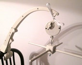 Crib Mobile Kit - You Select Color and Song - Attachement Arm, Hanger and Music