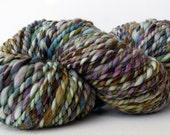 SALE - Superwash Merino Handspun Yarn - 85 yards