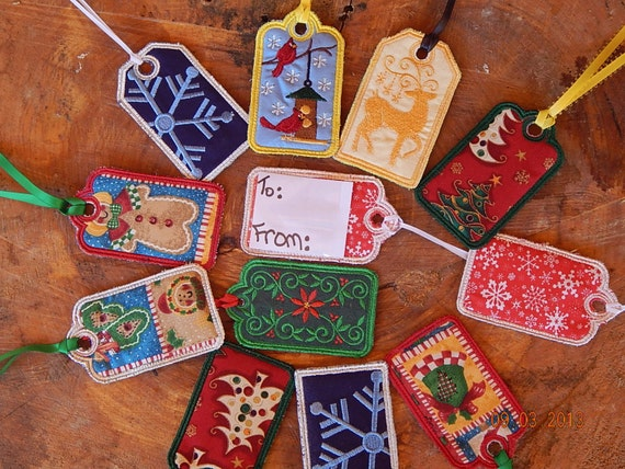 Luxury Xmas Gifts: Items Similar To Luxury Embroidered Assorted Christmas