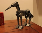 Robot Horse Steampunk Sculpture, One of a Kind #M204