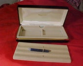 Namiki Vintage Pen parts only Box and Ink Cartridge