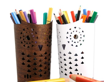 Pencil holder OWL