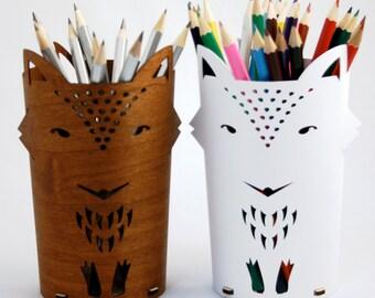 Pencil holder FOX