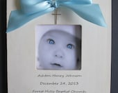 Godmother gift  Personnalized Picture Frame NAS