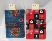 NOW ON SALE:  Chicago Bears or Bulls - Nook Tablet Cover
