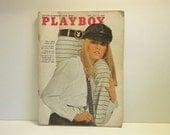 Vintage Playboy Magazine - April 1967 - Vol. 14 No. 4 - Adult