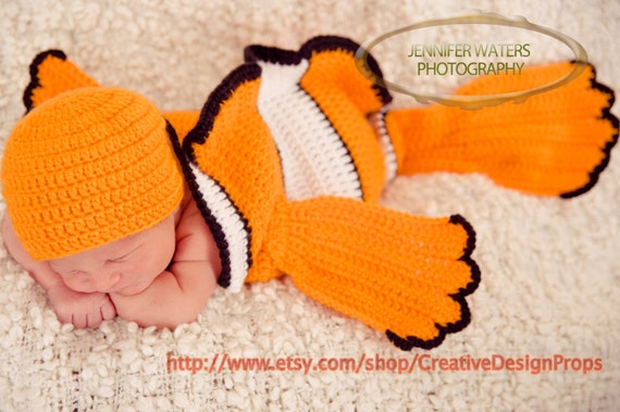 Finding Nemo Baby Costume Clownfish Costume for Baby ... & Find the PERFECT Finding Nemo Baby Costume- Super CUTE!!!
