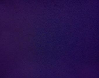 Dark purple-navy, solid color, 1/2 yard, pure cotton fabric